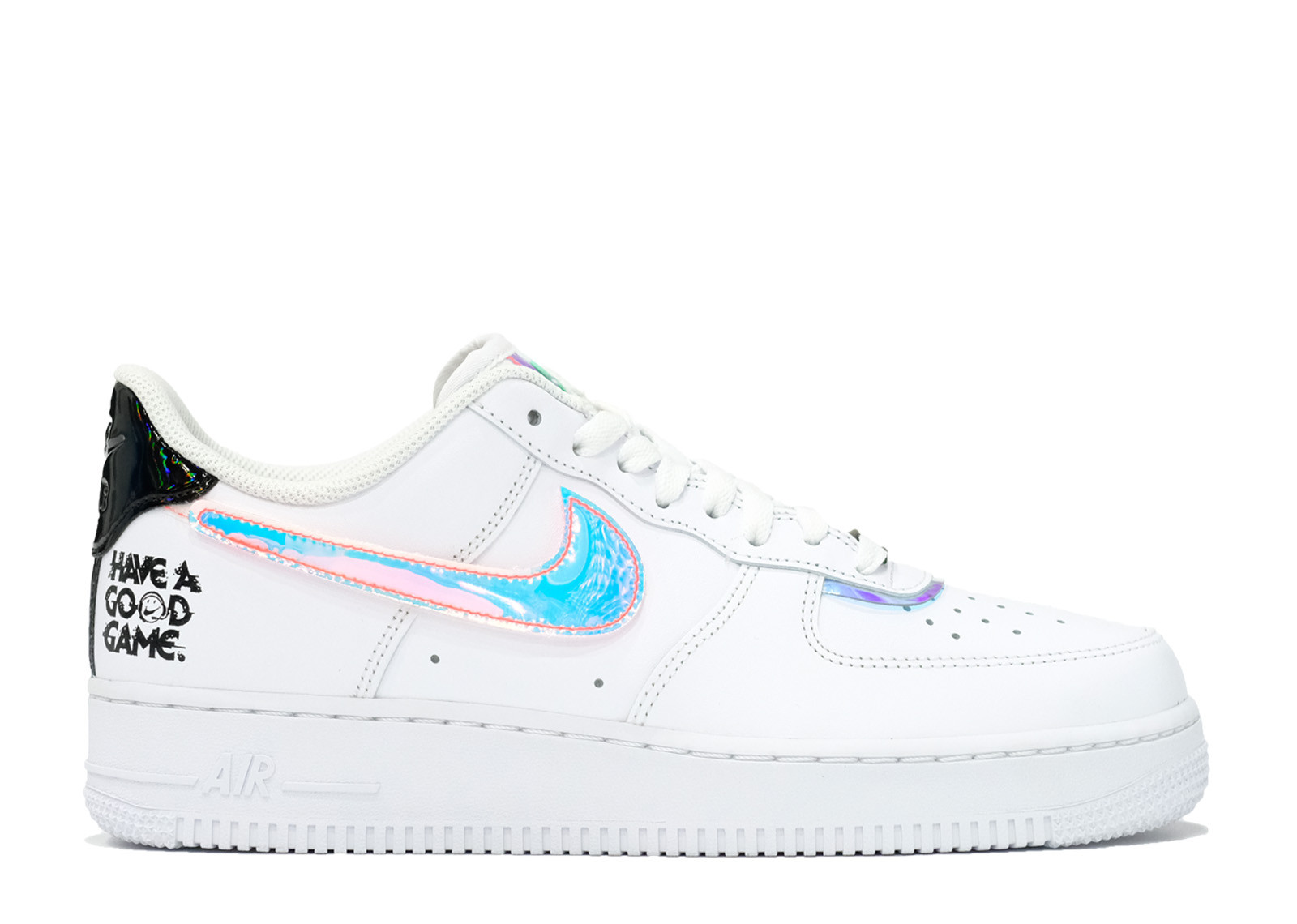 Nike Air Force 1 HAVE A GOOD GAME image 1