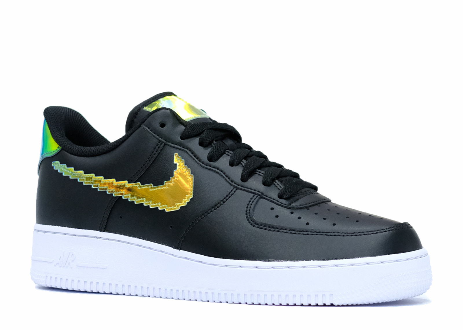 AIR FORCE 1 LOW IRIDESCENT PIXEL BLACK image 3