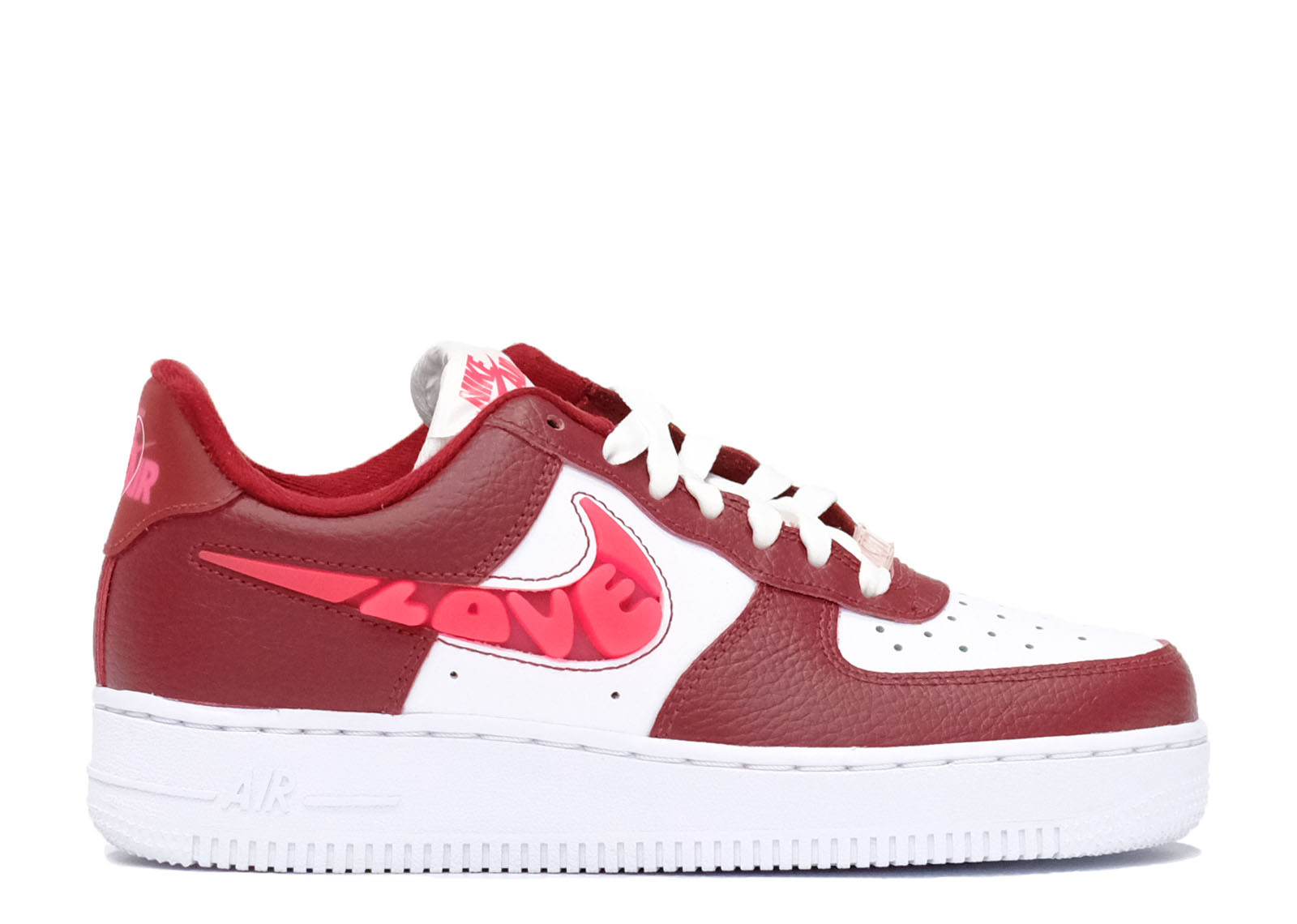 AIR FORCE 1 LOVE FOR ALL SIREN RED (W) image 1