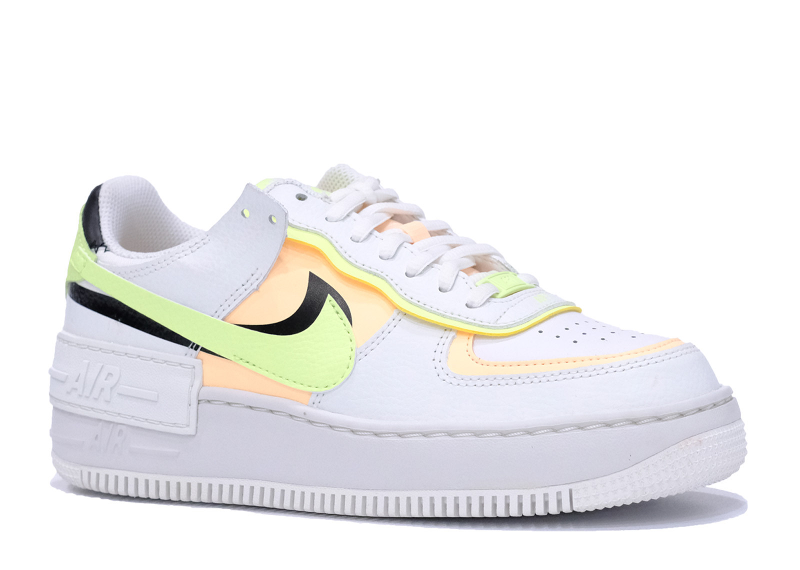 AIR FORCE 1 SHADOW BARELY VOLT CRIMSON TINT (W) image 2