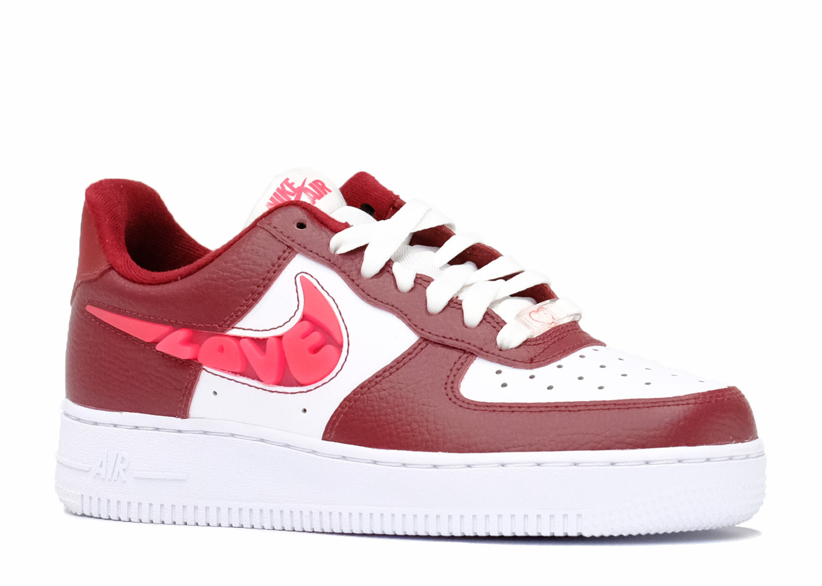 AIR FORCE 1 LOVE FOR ALL SIREN RED (W) image 2