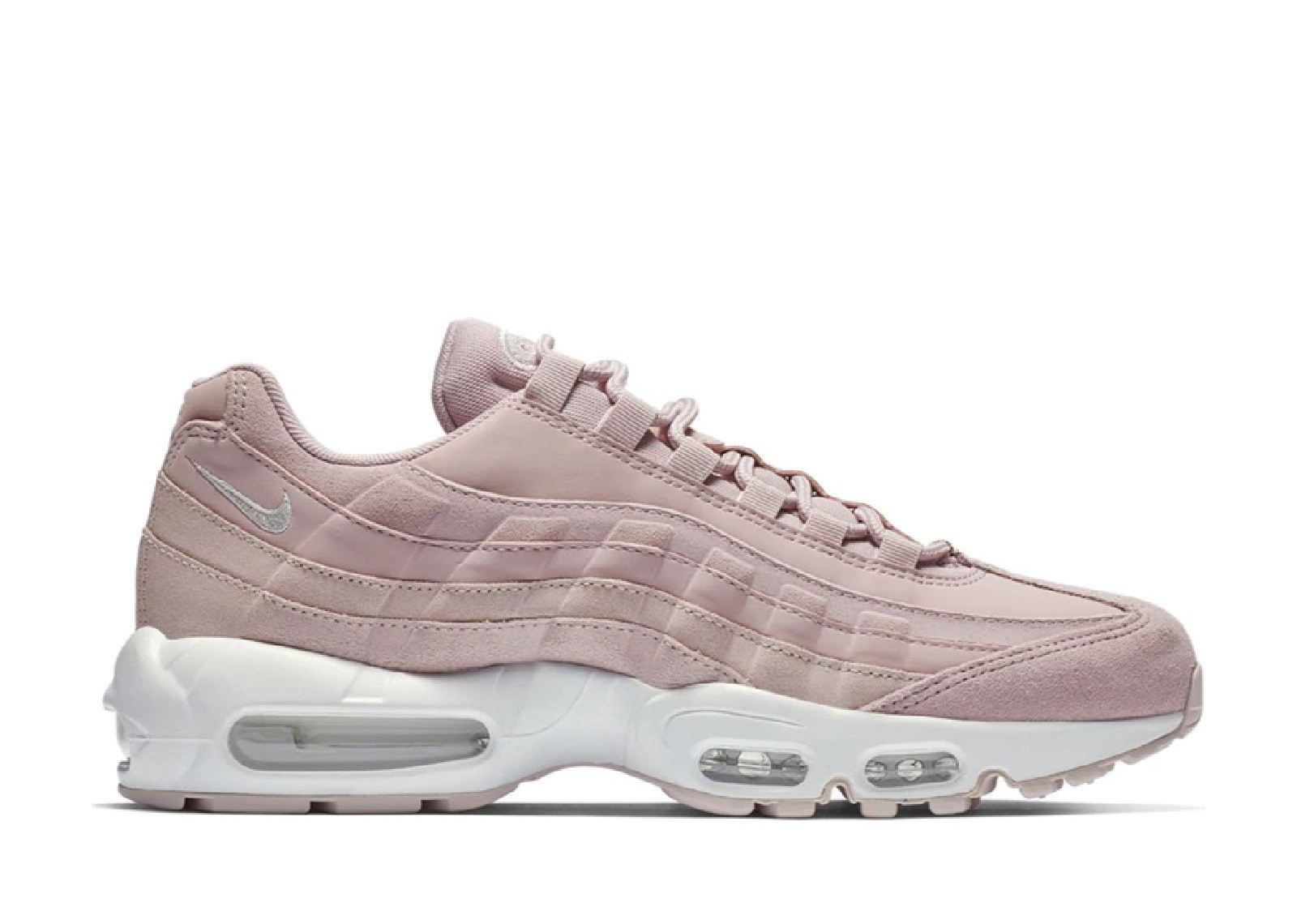 AIR MAX 95 PLUM CHALK (W) image 1