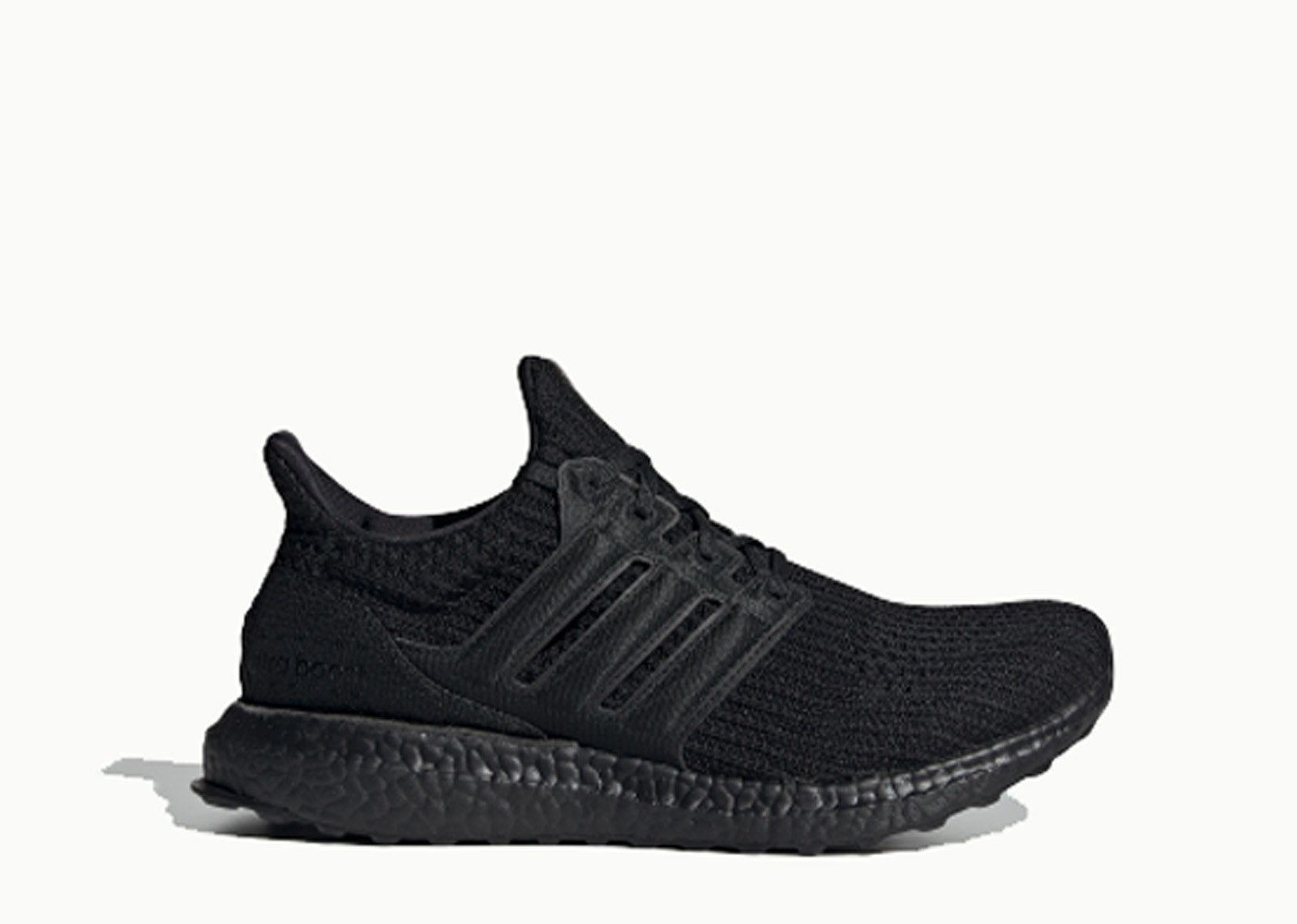 ULTRA BOOST TRIPLE BLACK image 1