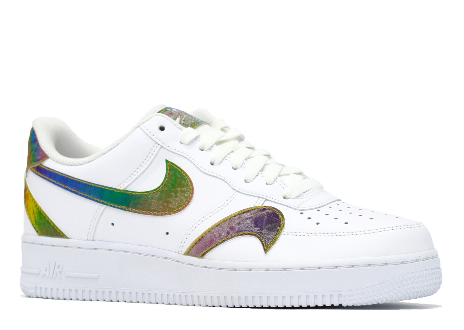 AIR FORCE 1 Misplaced Swooshes White  image 2