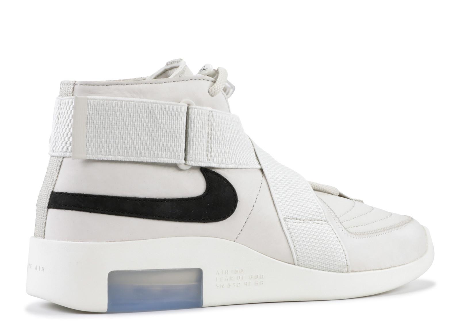 Nike Air Fear Of God 1 Light Bone Level Up