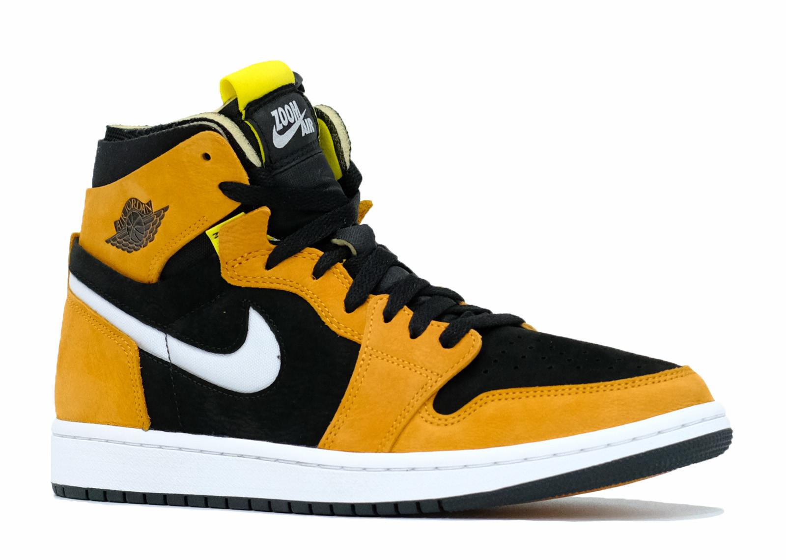 Air Jordan 1 High Zoom Air CMFT Black Monarch image 2