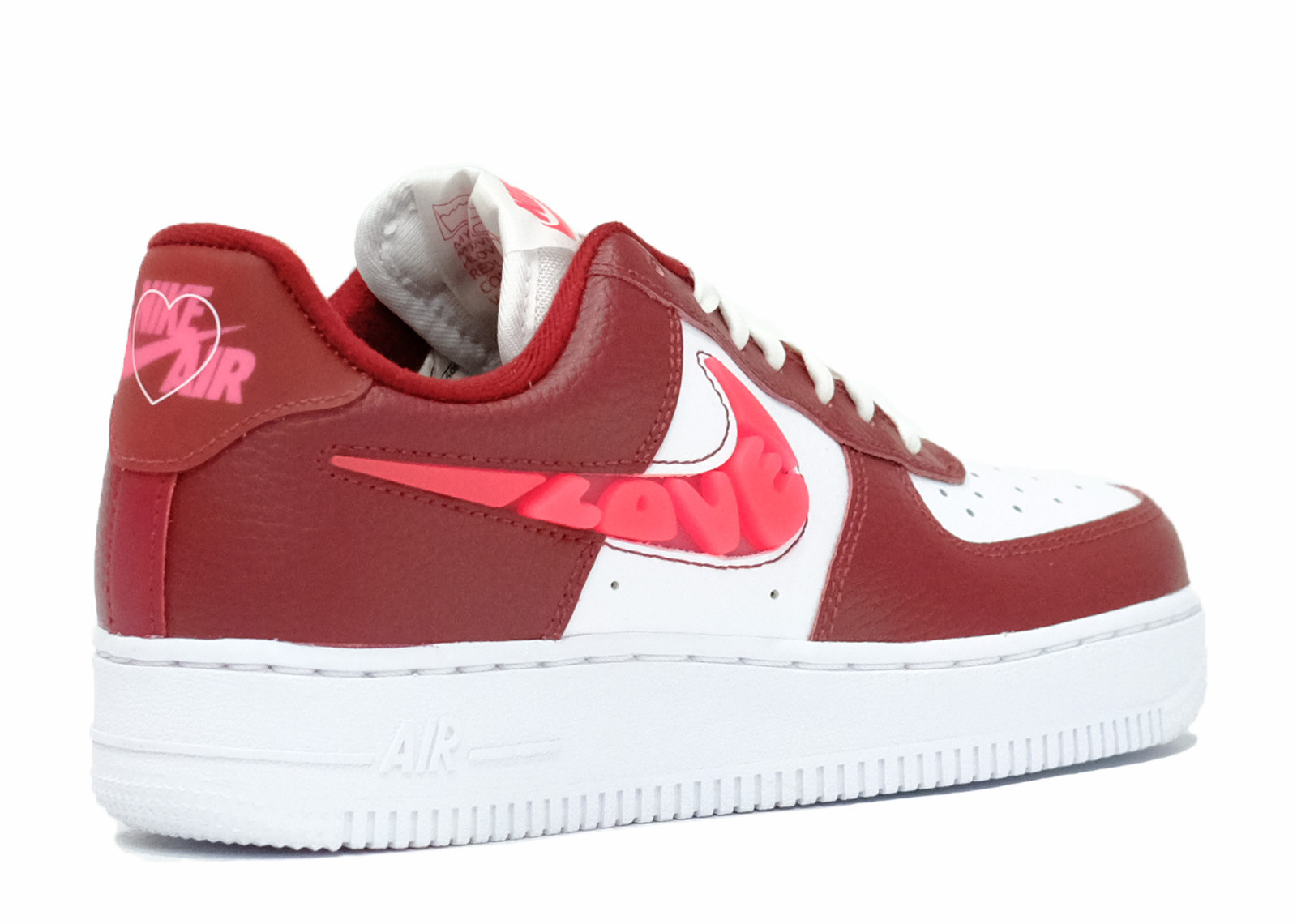AIR FORCE 1 LOVE FOR ALL SIREN RED (W) image 3