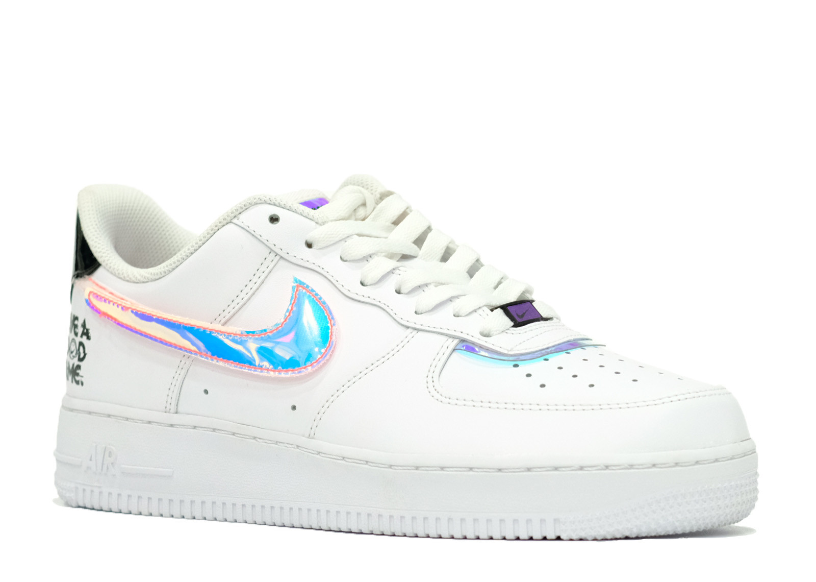 Nike Air Force 1 HAVE A GOOD GAME image 3