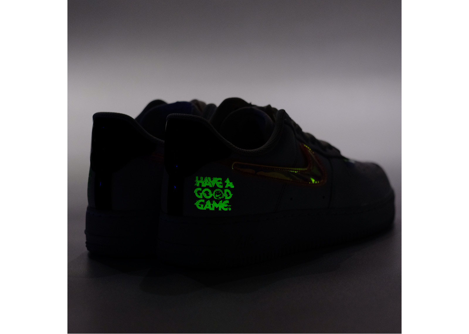 Nike Air Force 1 HAVE A GOOD GAME image 7
