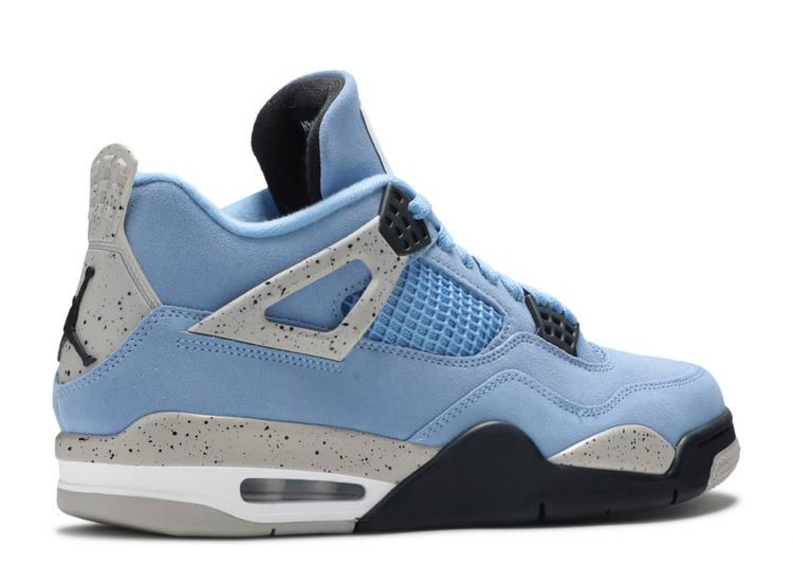AIR JORDAN 4 RETRO UNIVERSITY BLUE image 3