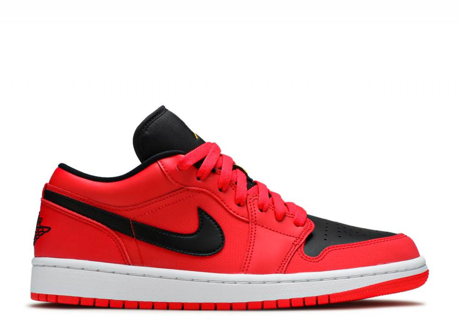 AIR JORDAN 1 LOW SIREN RED (W) image 1