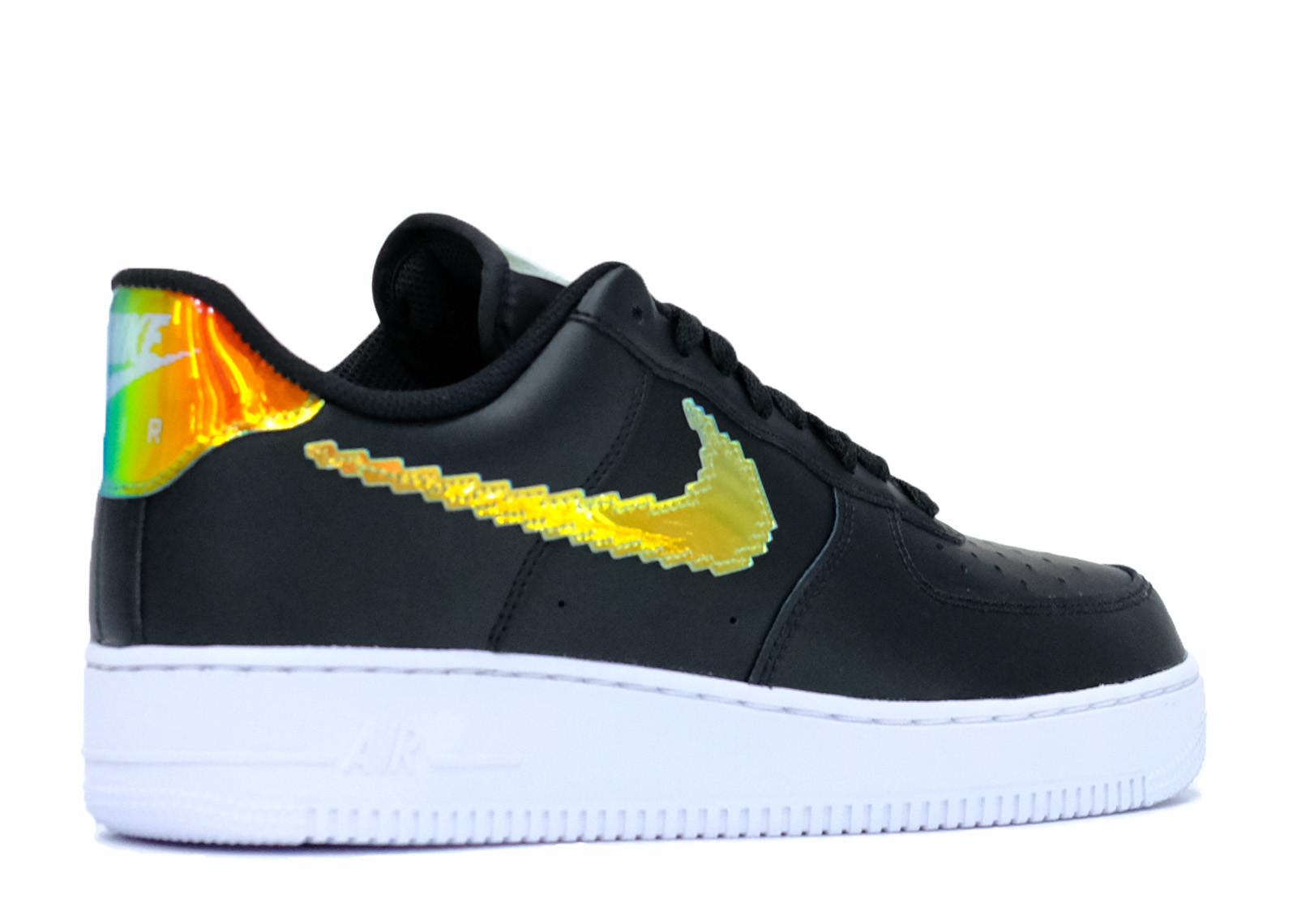 AIR FORCE 1 LOW IRIDESCENT PIXEL BLACK image 2