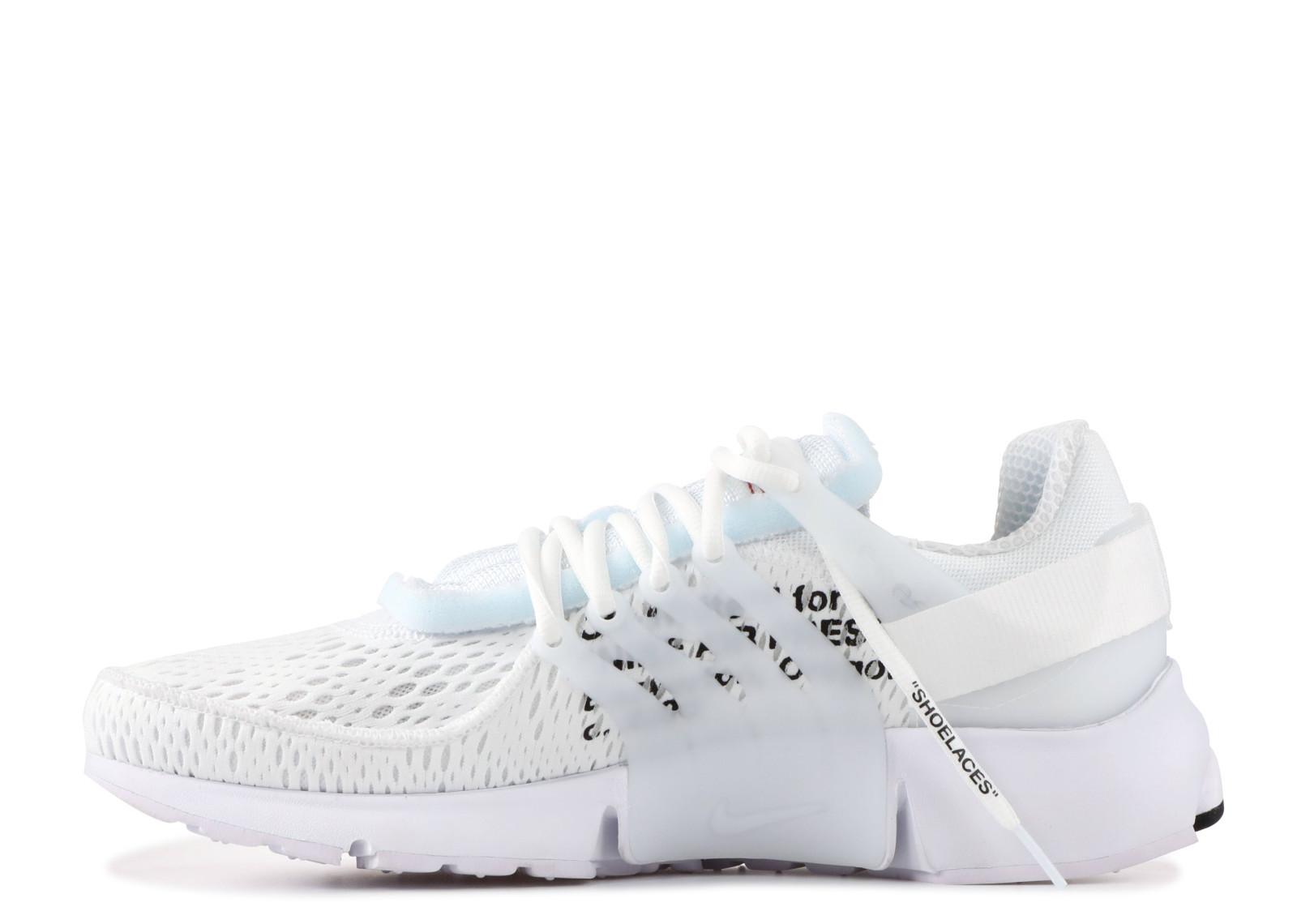 """AIR PRESTO X OFF WHITE 2.0 """"WHITE"""" image 4"""