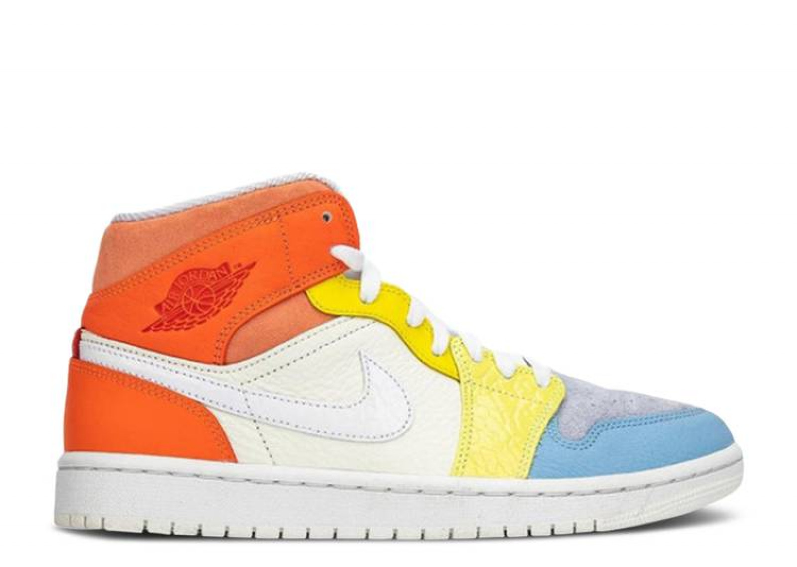 AIR JORDAN 1 MID TO MY FIRST COACH (W) image 1