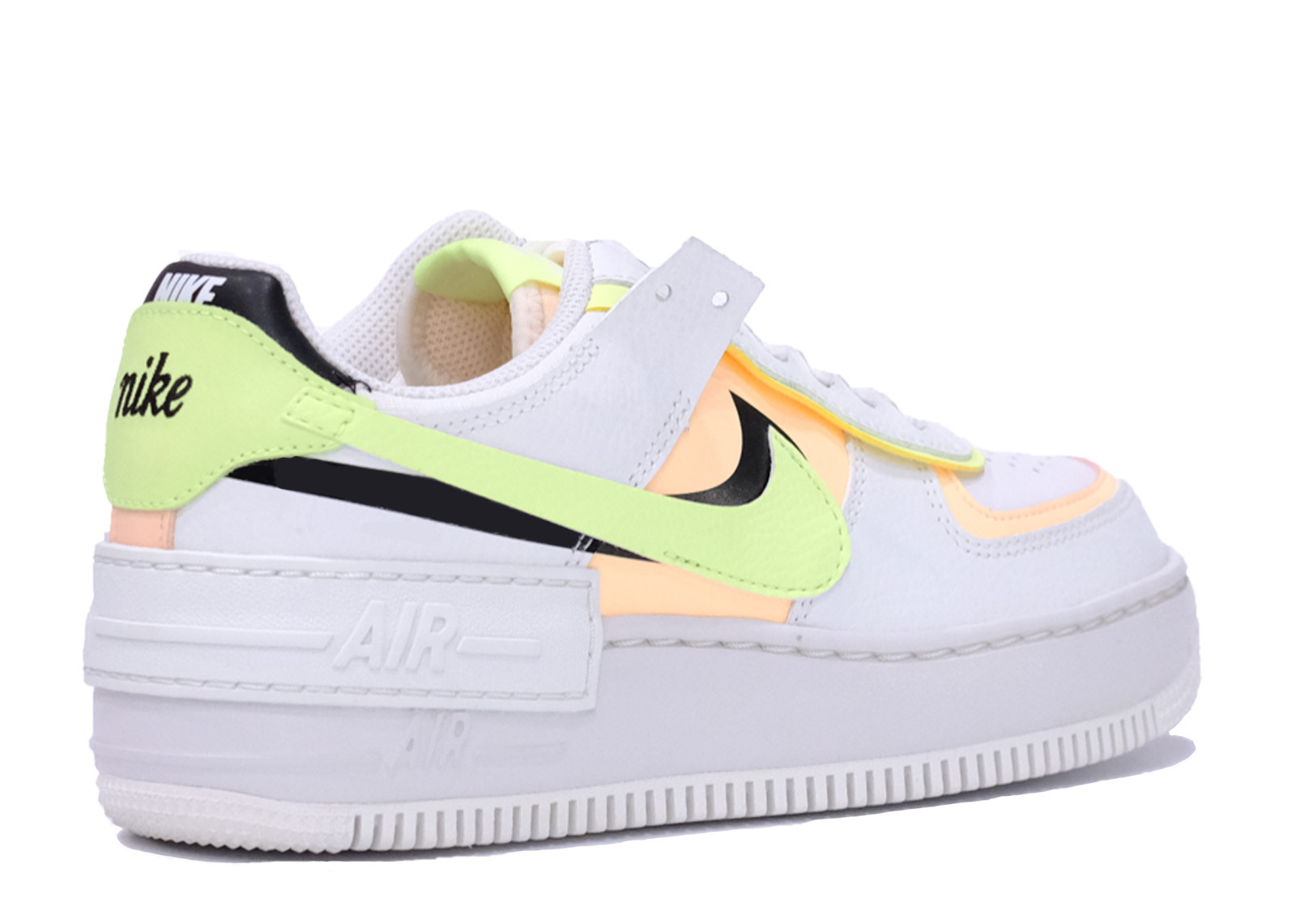 AIR FORCE 1 SHADOW BARELY VOLT CRIMSON TINT (W) image 3