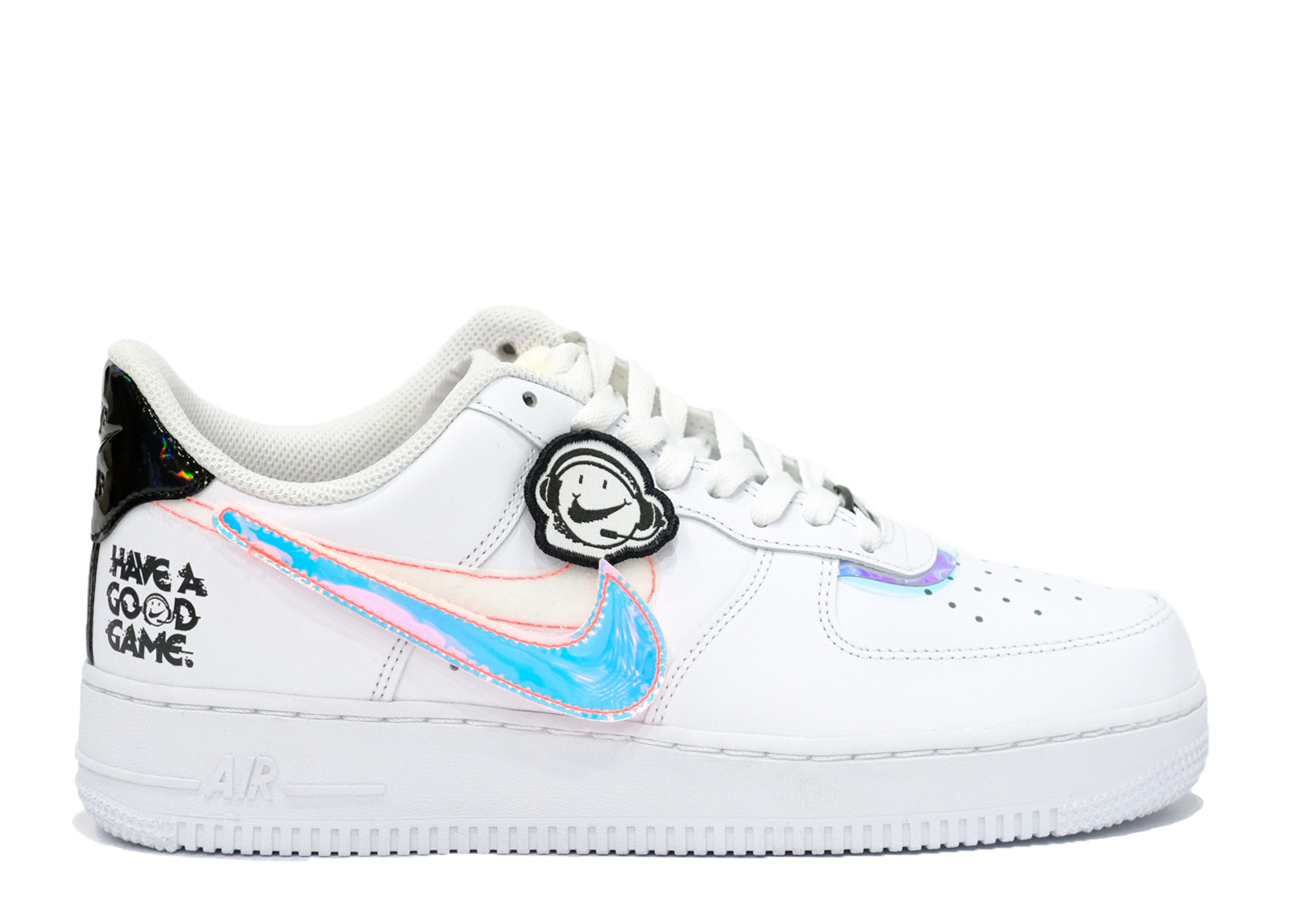 Nike Air Force 1 HAVE A GOOD GAME image 5