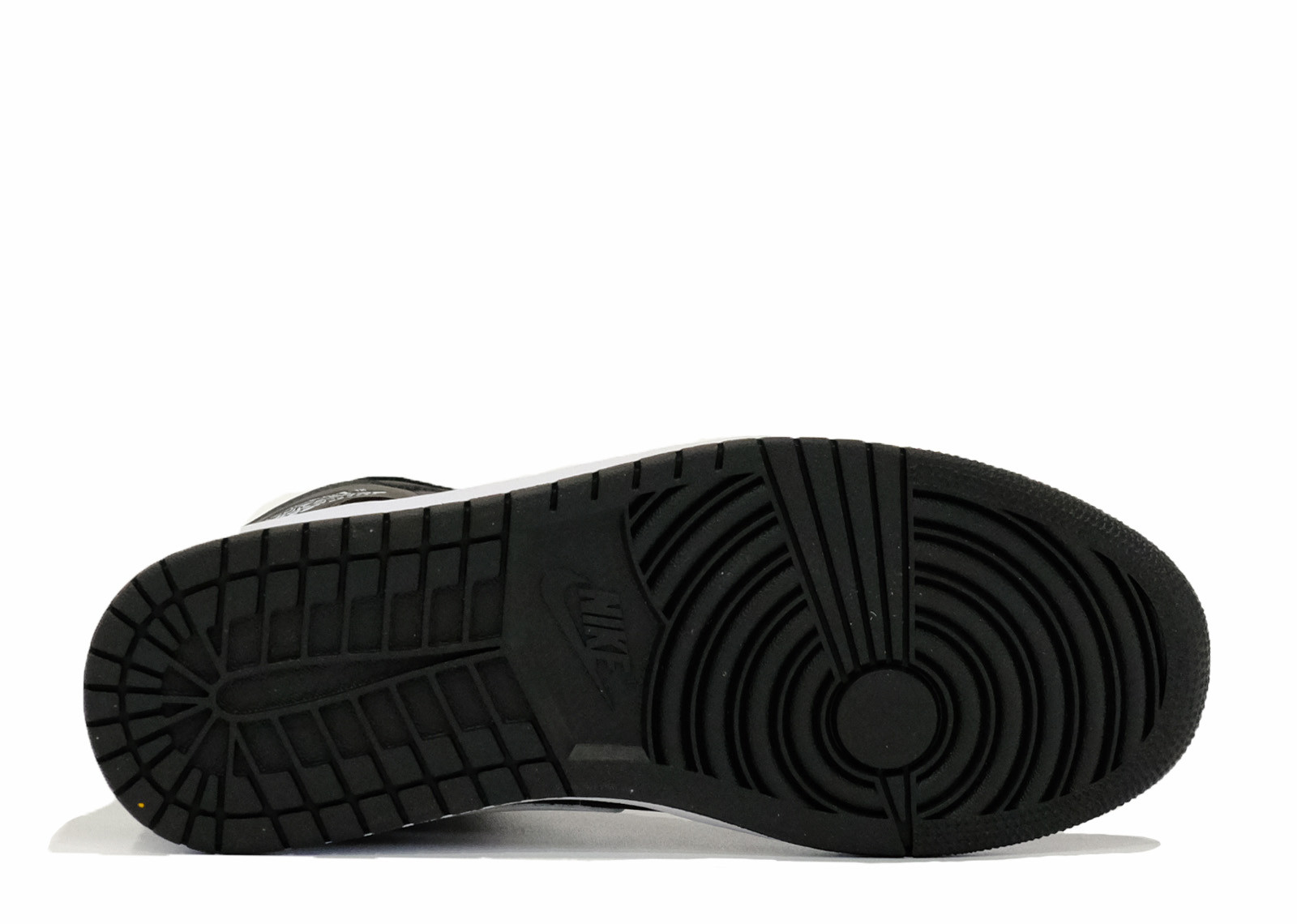 Air Jordan 1 Mid Black White image 4