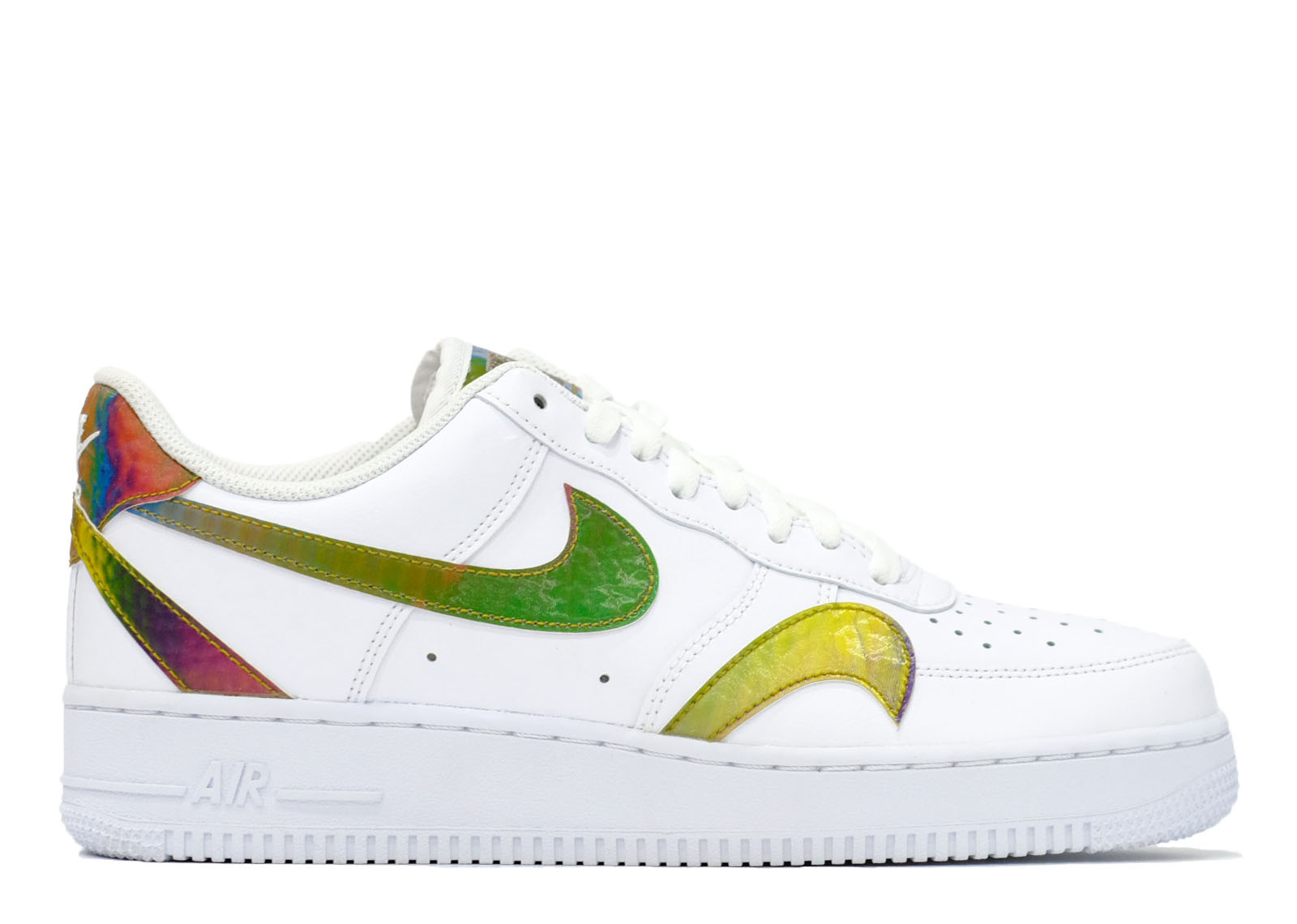 AIR FORCE 1 Misplaced Swooshes White  image 1