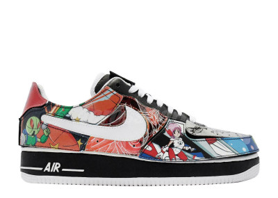 AIR FORCE 1/1 NIKE AND THE MIGHTY SWOOSHERS