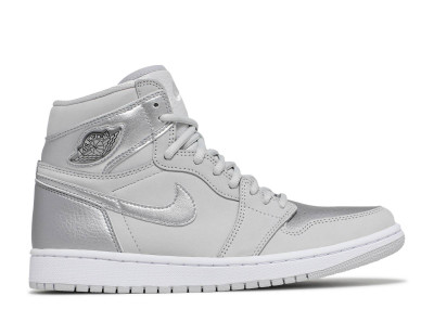 AIR JORDAN 1 RETRO HIGH OG CO.JP METALLIC SILVER