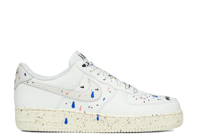 AIR FORCE 1 PAINT SPLATTER